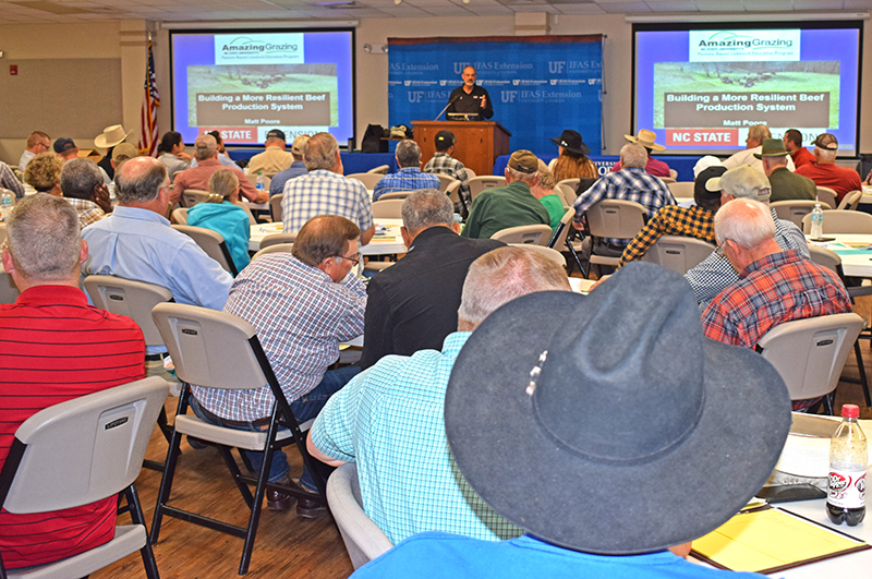 Presentations and Highlights from the 2020 Northwest Florida Beef Conference