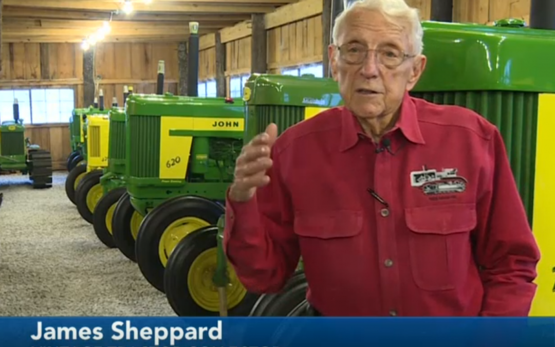 Friday Feature:  Walton County Antique Tractor Collector