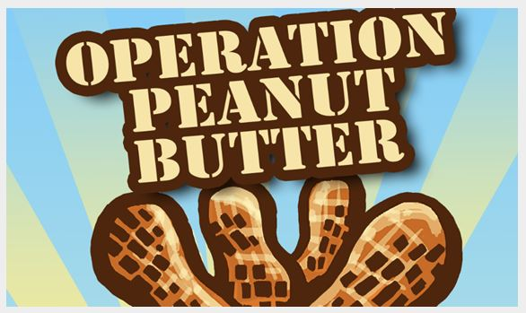 """""""Operation Peanut Butter"""" Digital Game Now Available on Mobile App"""