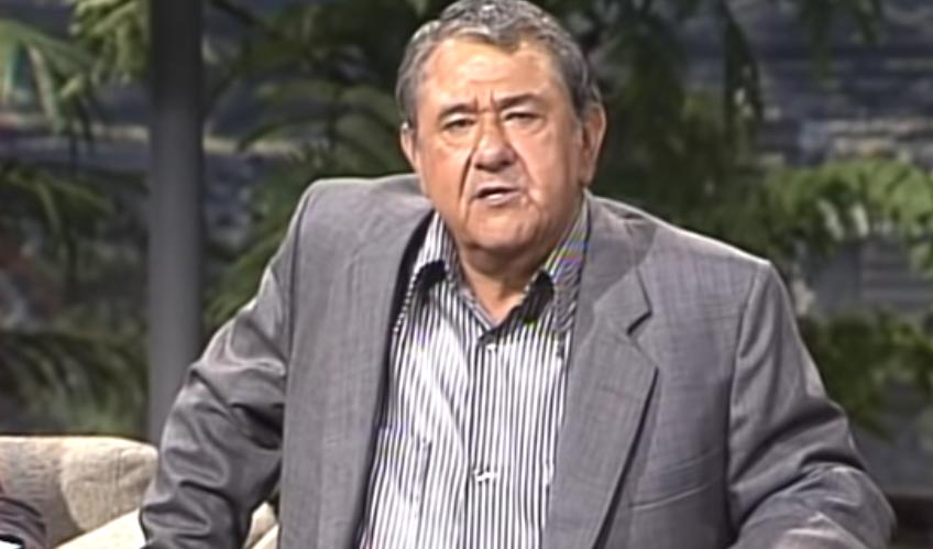 Friday Funny Feature:  Buddy Hackett Shared Farm Jokes on Johnny Carson's Tonight Show