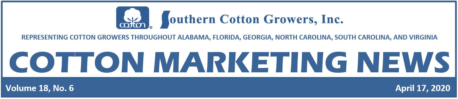cotton marketing news header