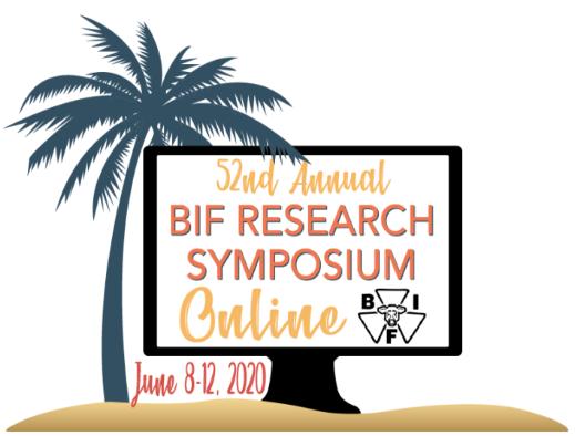 2020 Beef Improvement Federation Online Symposium Registration Open