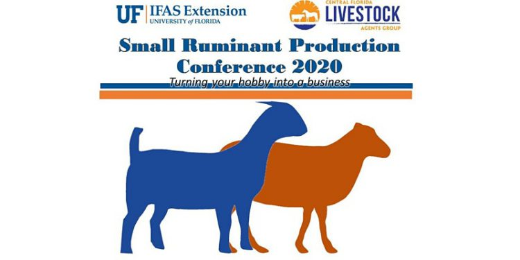 Small Ruminant Production Virtual Conference – June 16-19