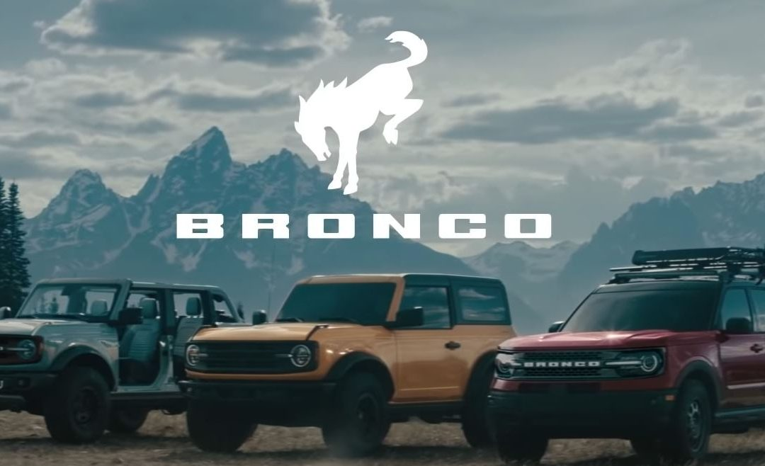 Friday Feature:  The Return of the Ford Bronco