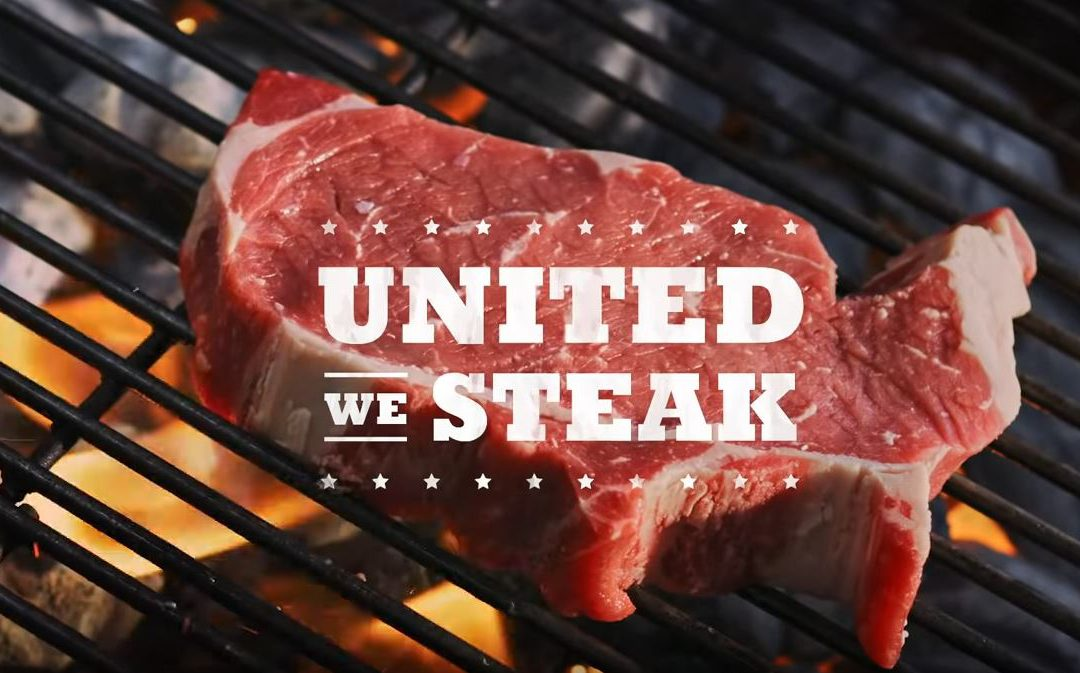 Friday Feature Video:  United We Steak – Get Grillin' America