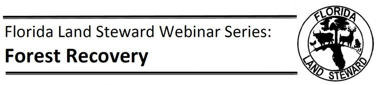 Forest Recovery Webinar S