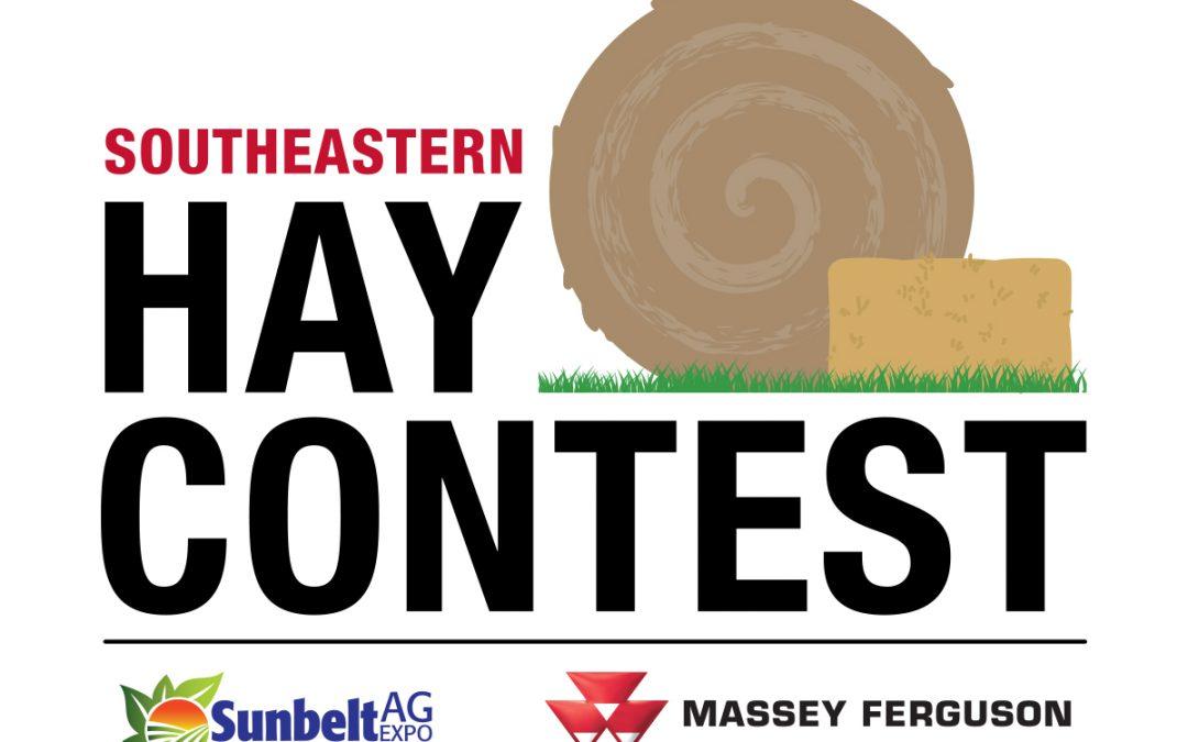 Southeastern Hay Contest – Entry Deadline September 1st