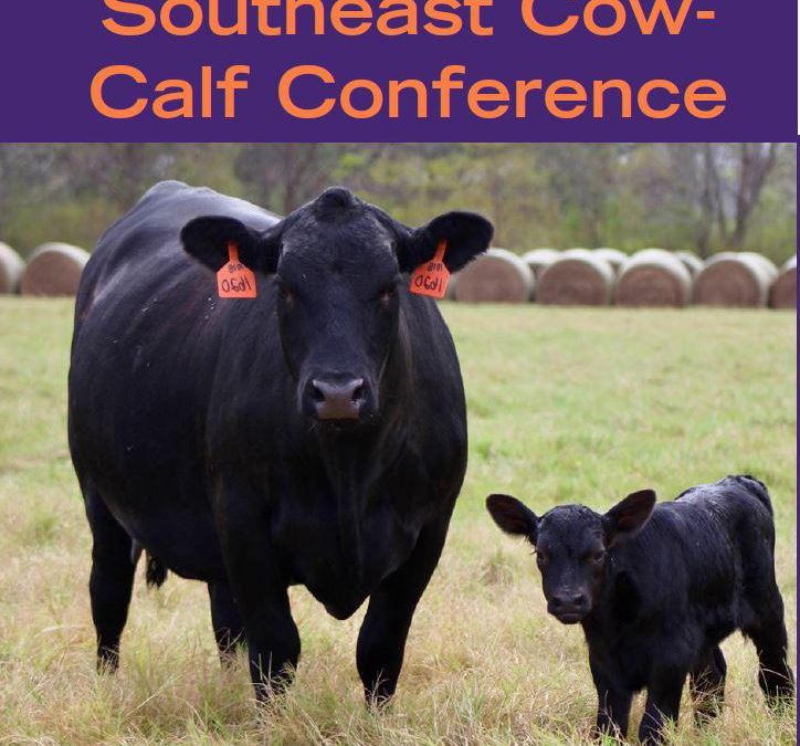 Clemson Virtual Southeast Cow-Calf Conference – November 11-12