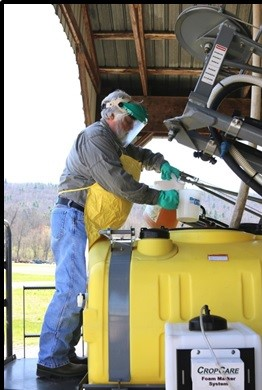 Pesticide Handler