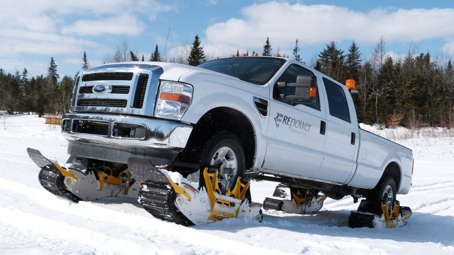 Friday Feature:  Track N Go System for 4×4 Trucks