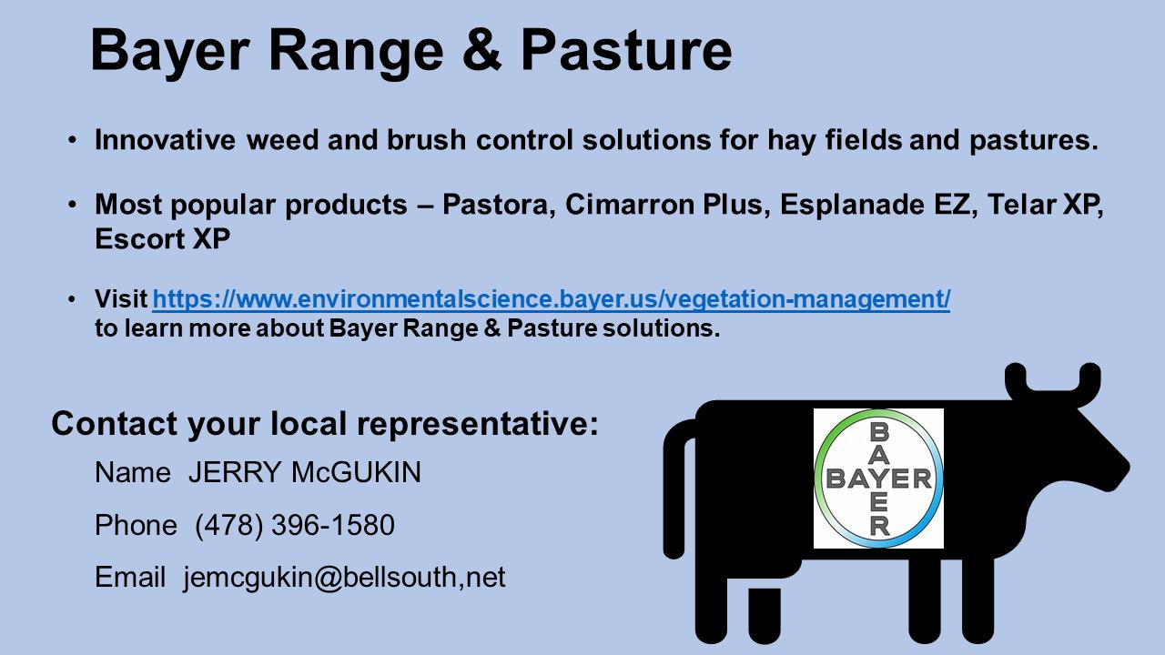 Bayer Range & Pasture