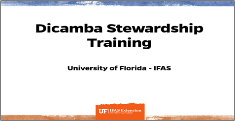 Dicbama 2021 Training 1