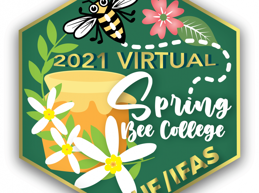 2021 Spring Virtual Bee College – Four Saturdays in March