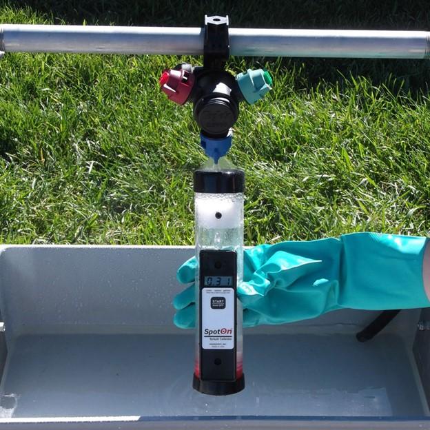 FigureFigure 2 SpotOn Calibration Tool