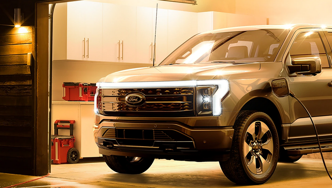 FridayFeature: All-Electric Ford F-150 Coming in 2022