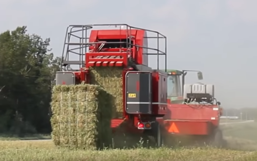 Friday Feature:  The Bale Baron