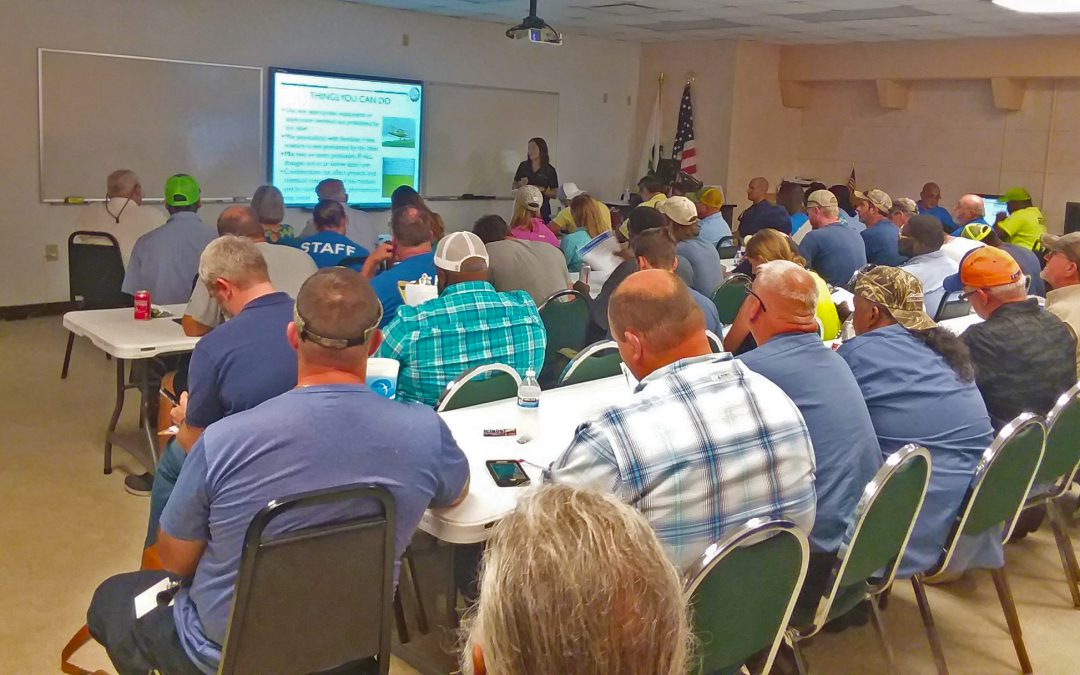 Big Bend Pesticide Training Series for Your License & CEU Needs – August 23-26th
