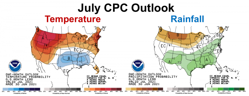 July 2021 CPC Outlook