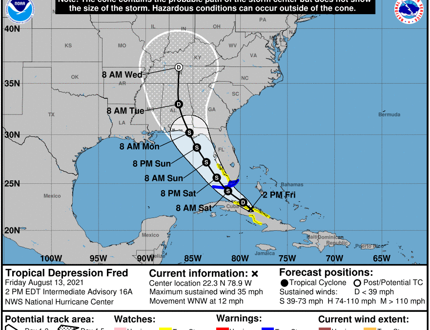Preparing your Farm for Tropical Storm Fred