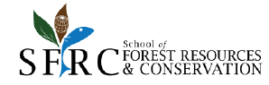 School of Forestry logo