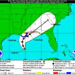 Tropical Storm Karen, Be Aware, Be Prepared!