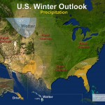 NOAA Predicting Drier and Warmer Conditions this Winter