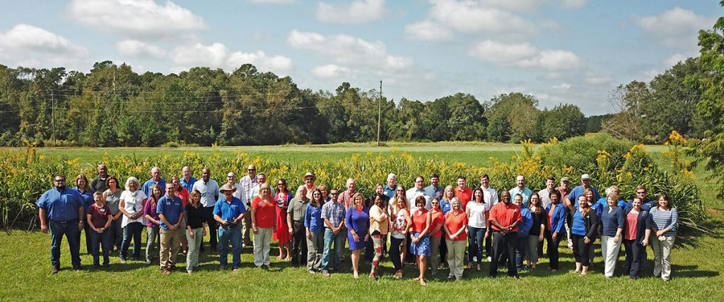 2018 Northwest Extension District Faculty