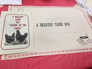 Healthy Table